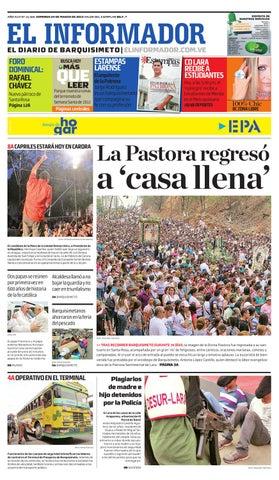 454c59335 El Informador2013.03.24 by El Informador - Diario online Venezolano ...