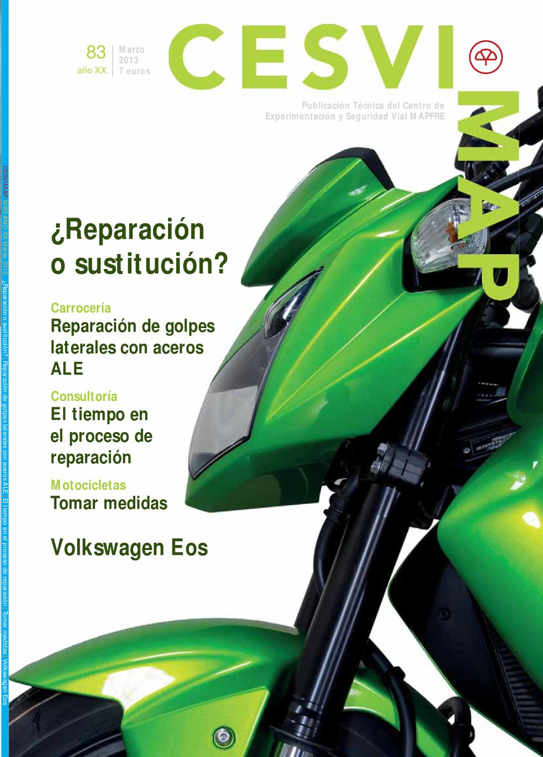 Revista CESVIMAP 83 by CESVIMAP - issuu
