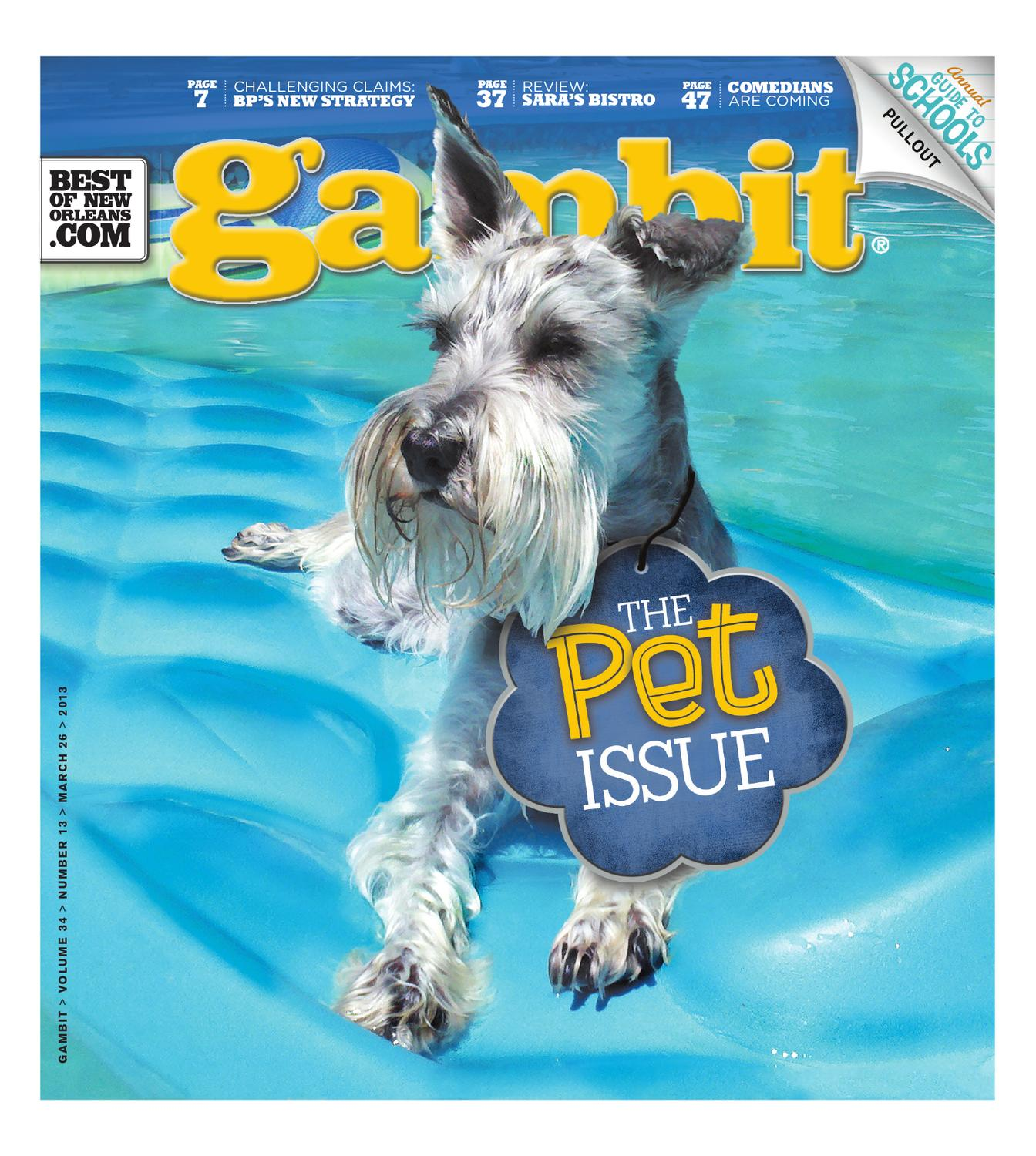 Gambit New Orleans by Gambit New Orleans - issuu