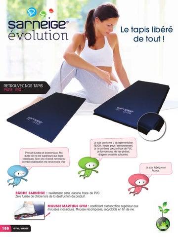 Materiel de gym by Decathlon Pro - issuu 68b6214f1a9