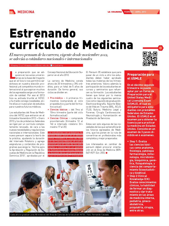 La Colmena no. 14 by Instituto Tecnológico de Santo Domingo - issuu