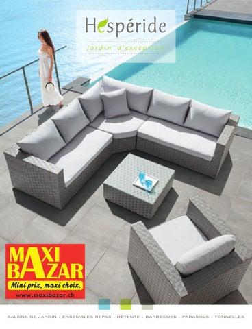 Maxibazar Jardin CH by Maxibazar - issuu