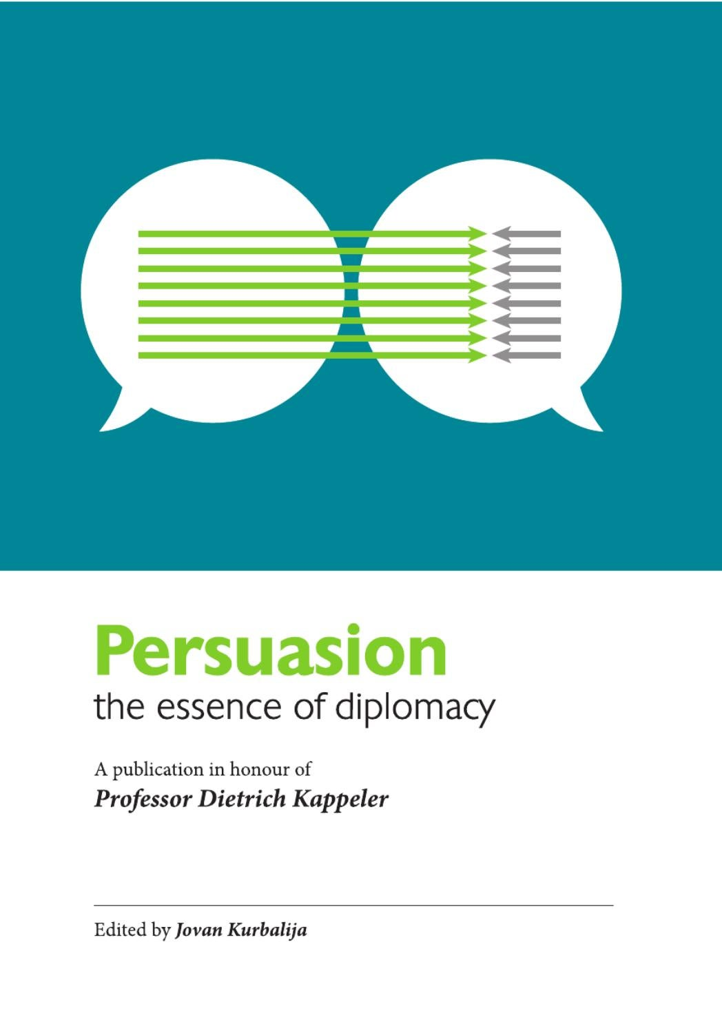 Little Things Matter Exposes Big Threat To Childrens Brains Medaxs >> Persuasion The Essence Of Diplomacy By Diplofoundation Issuu