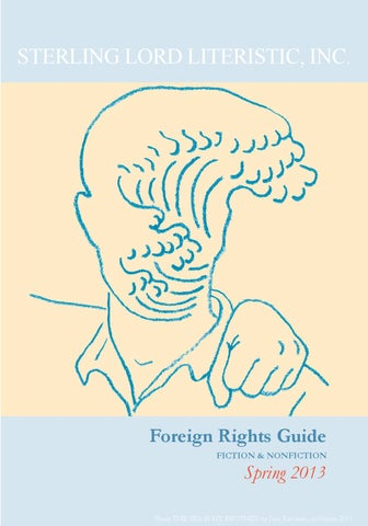 Sterling Lord Spring 2013 Rights Guide By Sterling Lord Literistic