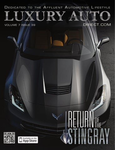 Luxury Auto Direct Magazine By Luxuryautodirect Com Issuu