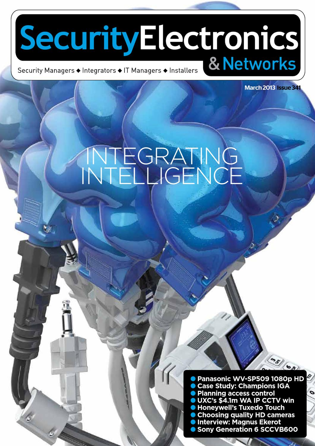 Security Electronics & Networks Magazine by Security ... on