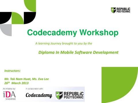 Codeacademy Html Screenshot