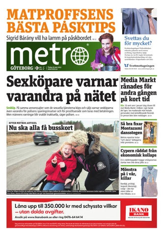 20130326 se goteborg by Metro Sweden - issuu b3c42c6465824