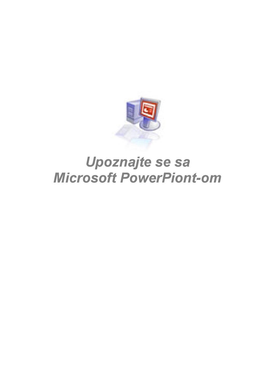 Power Point By Vesna Rancic Issuu