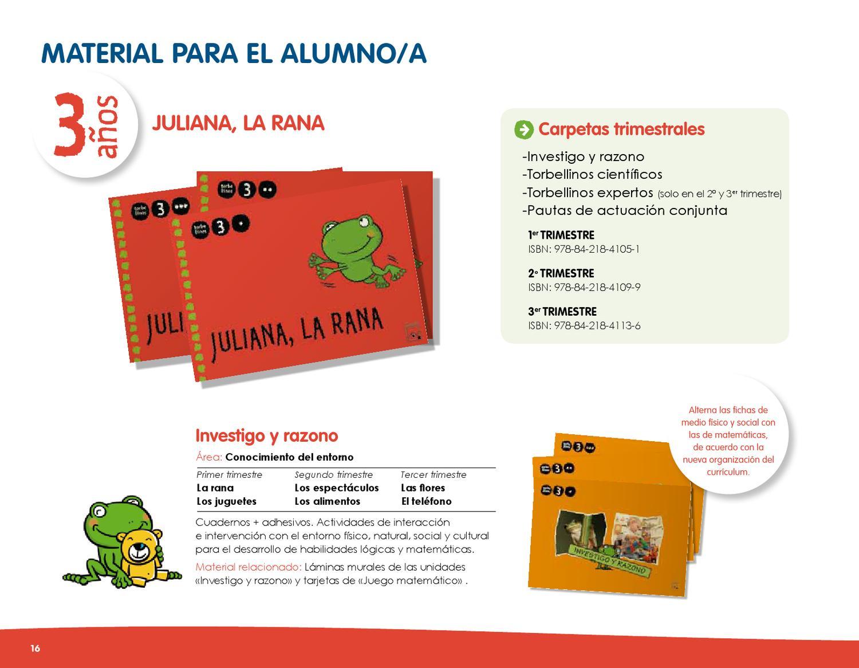 Bichitos - Torbellinos 3-5 by Editorial Casals - issuu