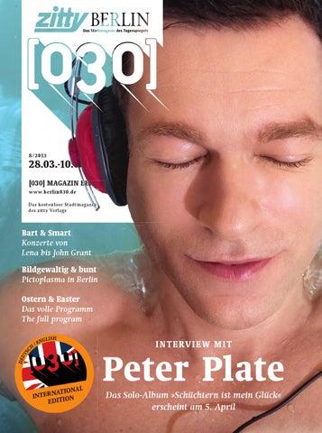 030] MAGAZIN Berlin - Ausgabe 8/2013 by Zitty Verlag - issuu