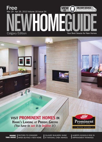 4a9a2ea2ba5 Calgary New Home Guide - March 29