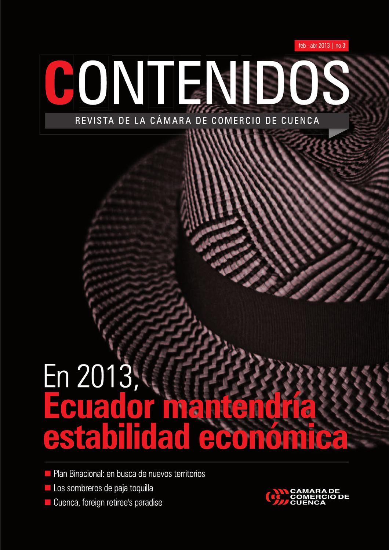 3ra Edición Contenidos by Cámara de Comercio Cuenca - issuu 6970679f3b0