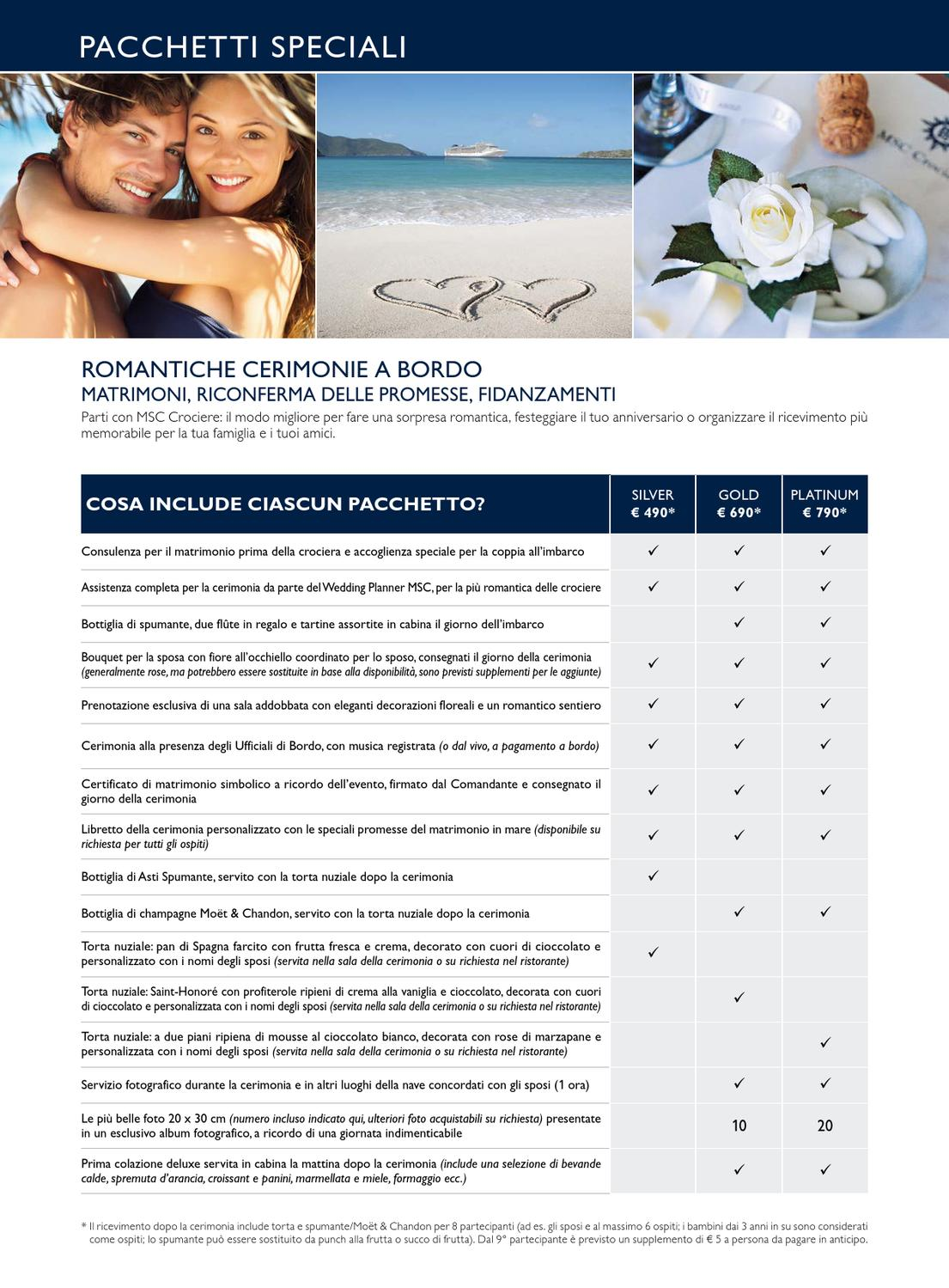 Anniversario Matrimonio Msc.Msc 2012 2013 By Daniele Villante Issuu