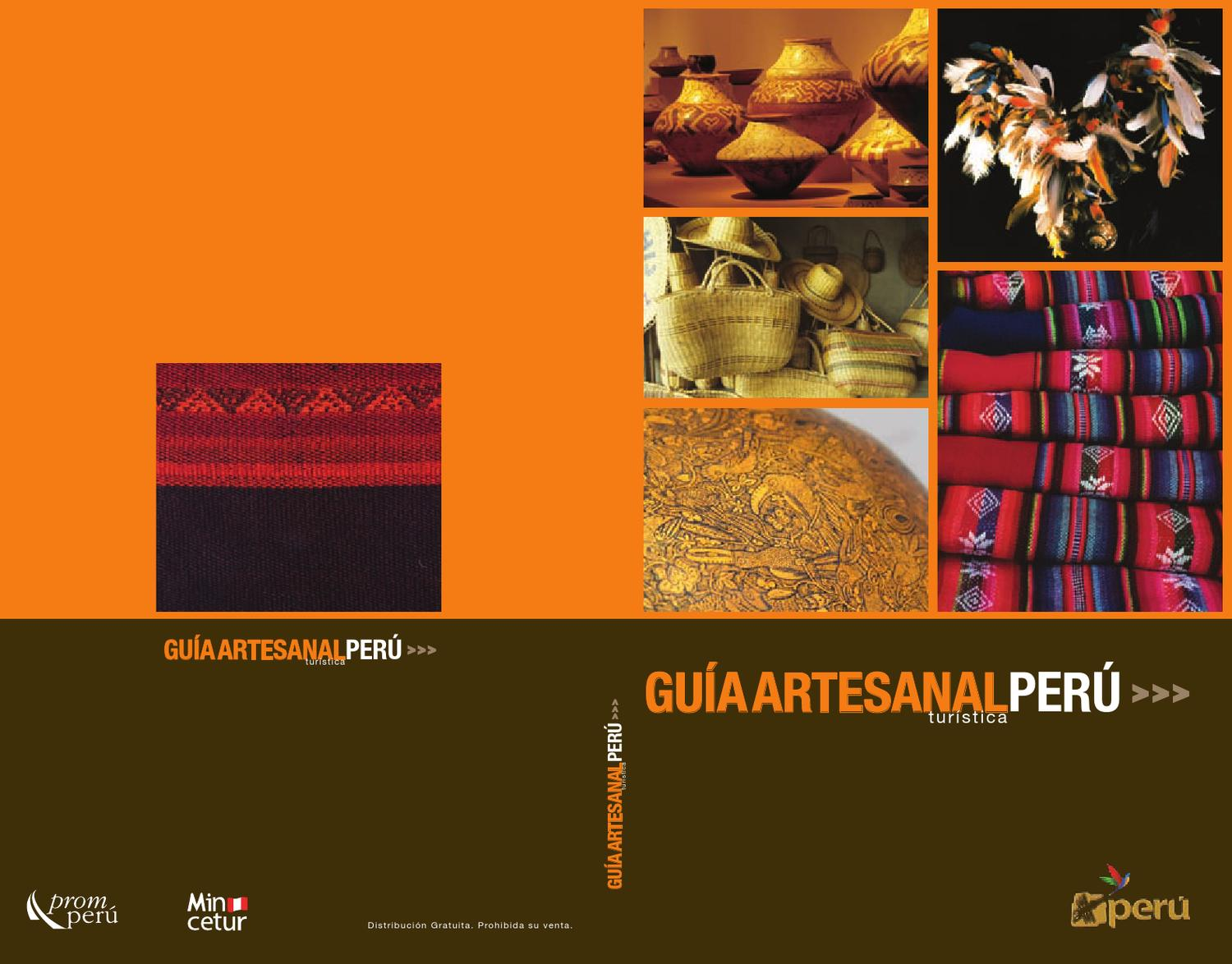 guiartesanal by Visit Peru - Issuu 66ab985e4cd