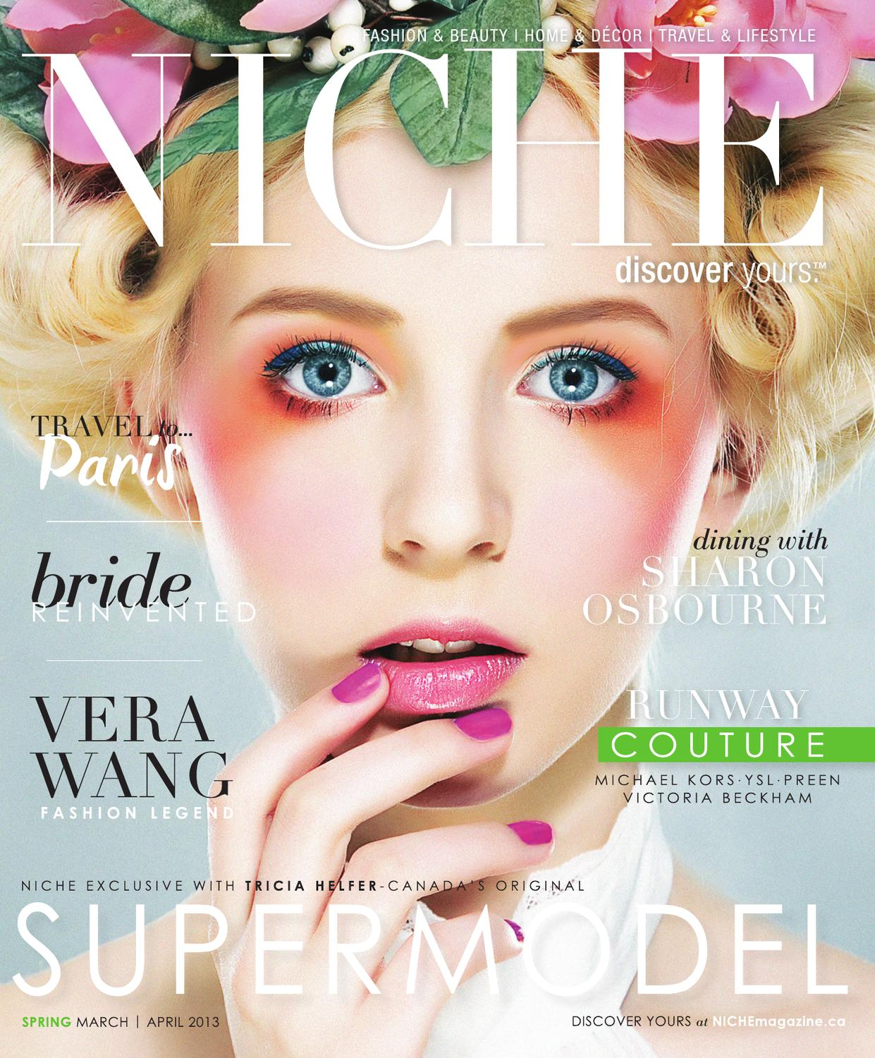 Niche Fashion Magazine Vol 01 Issue 02 Spring 2013 By Niche Magazine Issuu