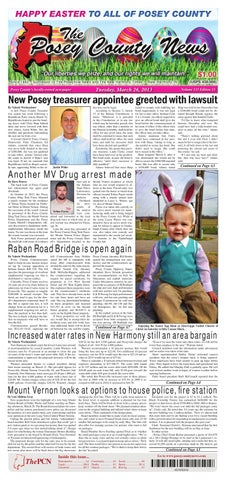 march 26 2013 the posey county news by the posey county news issuu rh issuu com