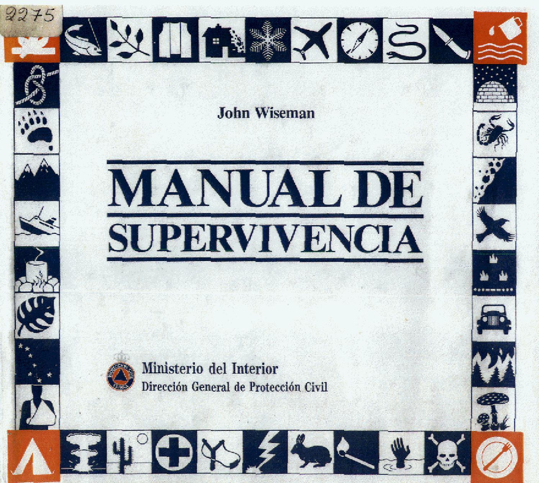 Manual de Supervivencia - Protección Civil by Preppers