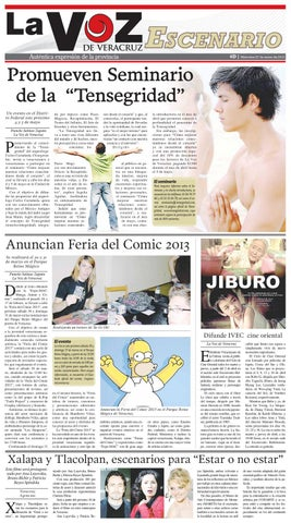 La Voz de Veracruz 27 Marzo 2013 by Lavoz sureste - issuu ff3303d8ebb1