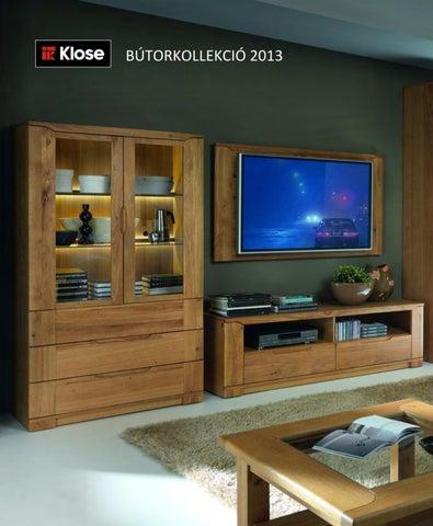 Quattro Mobili Klose Bútorkollekció 2012-2013 by Kika ...