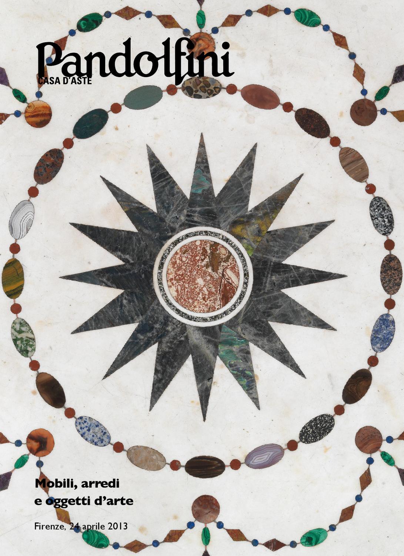 Asta mobili ed arredi antichi oggetti d 39 arte by pandolfini casa d 39 aste issuu - Arredi e mobili ...