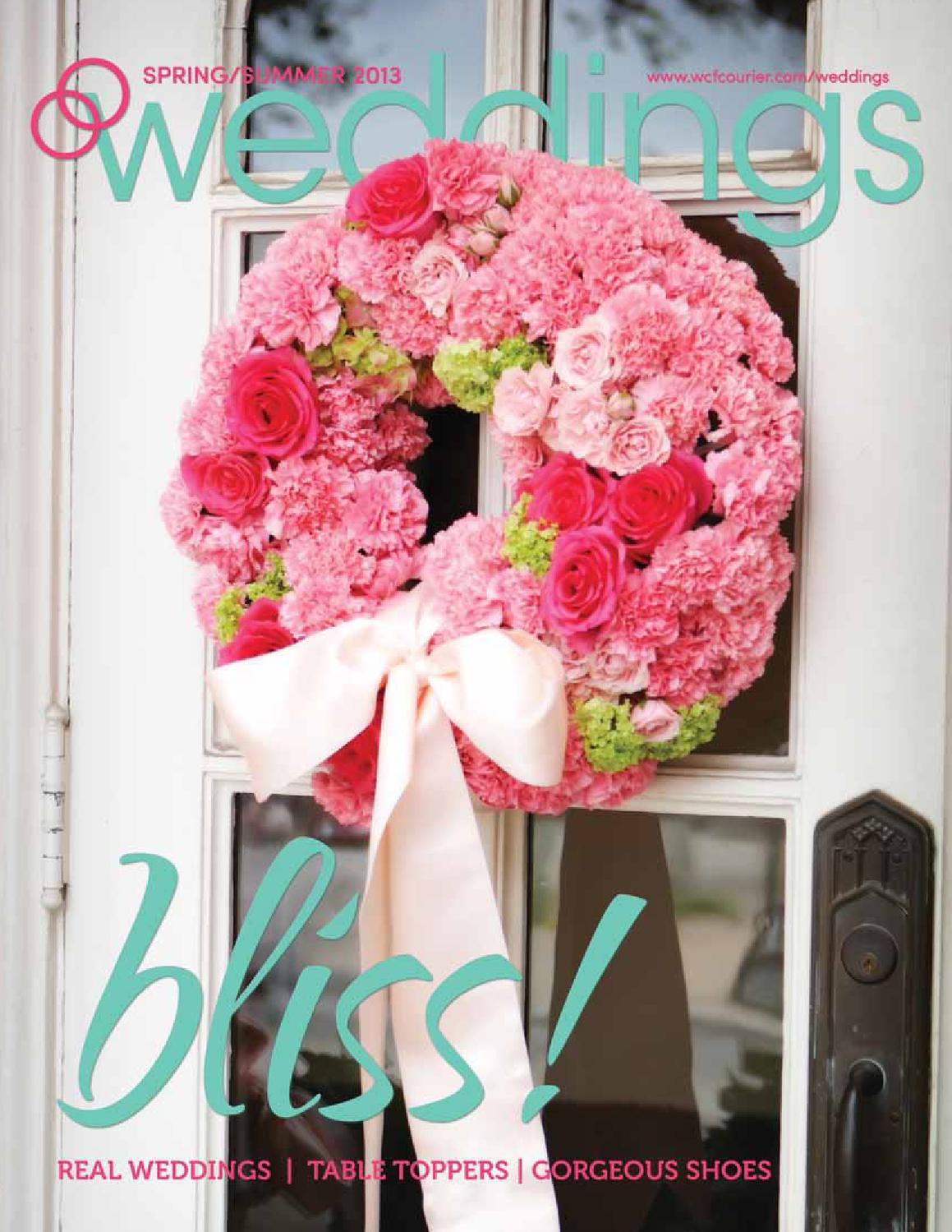 Weddings - Spring/Summer 2013 by Waterloo-Cedar Falls Courier - issuu