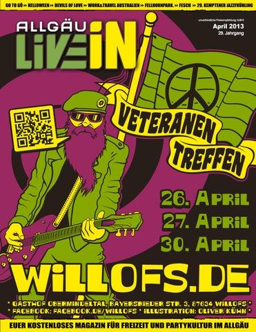 Allgäu Live In 042013 By Live In Verlag Issuu