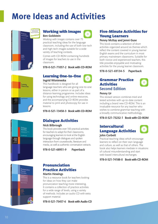 Methodology and Professional Development for English language teachers