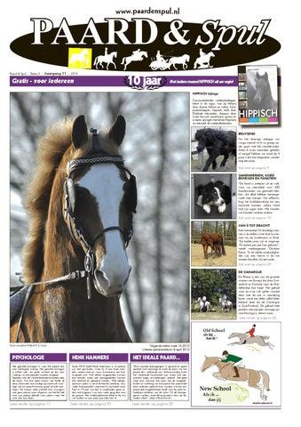 Paard & Spul maart 2013 by WildHorseMedia - issuu