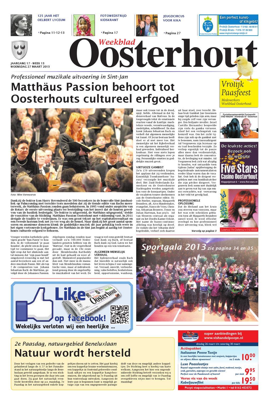 Dorst Glas En Slotenservice.Weekblad Oosterhout 27 03 2013 By Uitgeverij Em De Jong Issuu