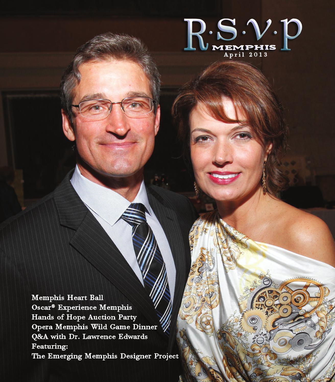 RSVP Magazine April 2013 by RSVP