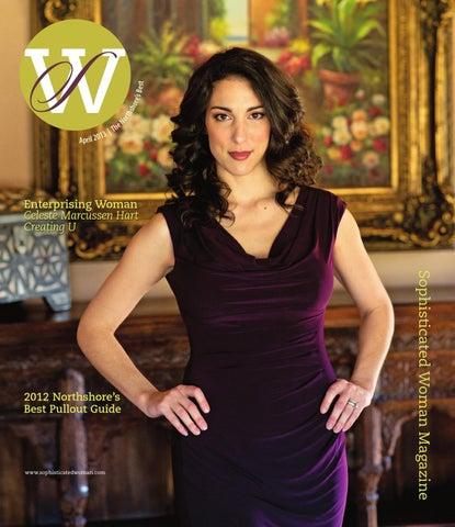Sophisticated Woman Magazine April 2013