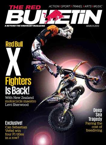 11b9cff7 The Red Bulletin March 2013 - NZ by Red Bull Media House - issuu