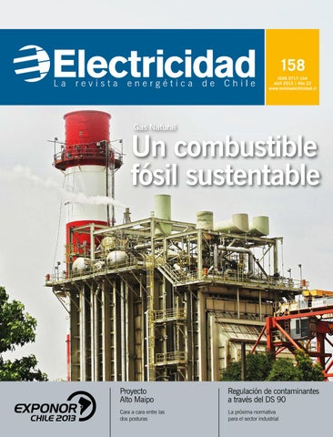Gas Natural Un Combustible Fsil Sustentable By Editecrevista