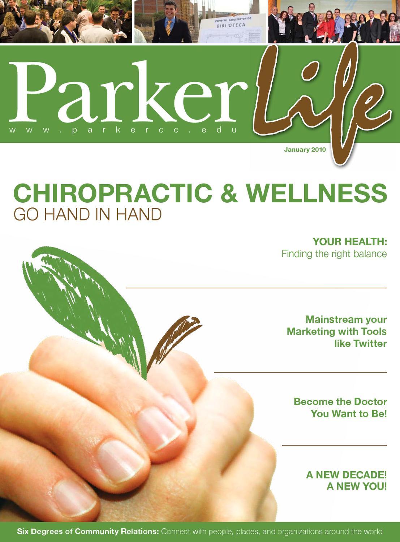 Parker Life: January 2010 by Parker University - issuu