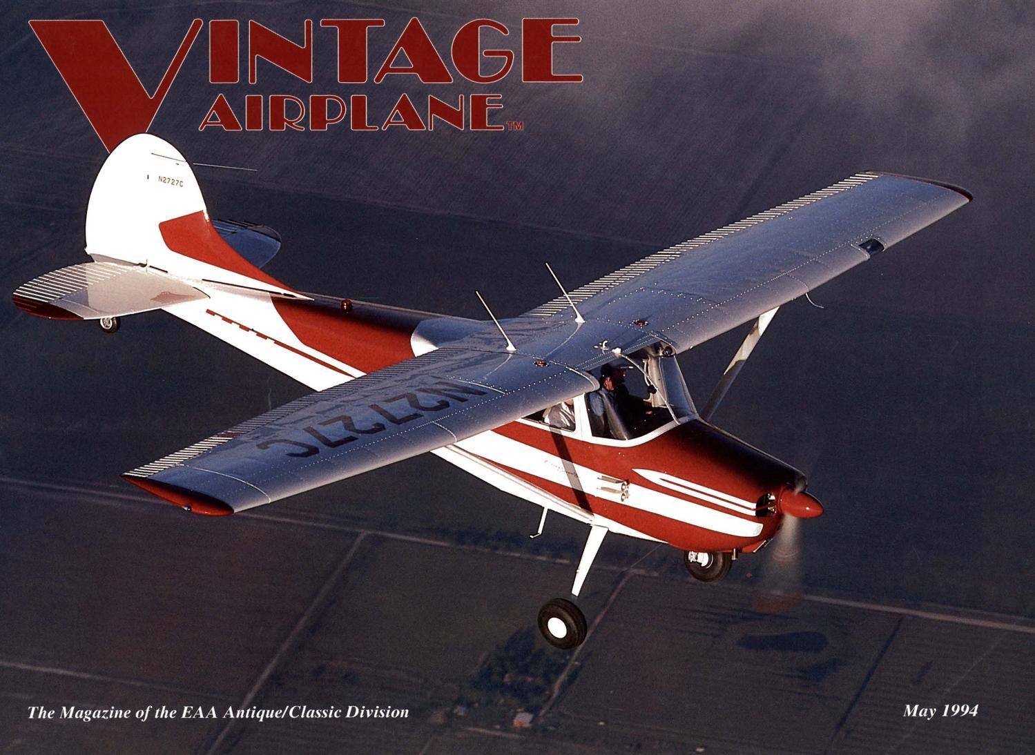 Stearman Waco Travelair Aircraft 20 Spline Rear Prop Cone