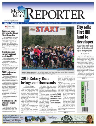 mercer island reporter march 27 2013 by sound publishing issuu