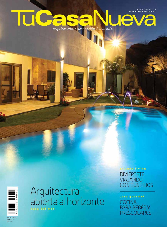Tu Casa Nueva. Abril 2013. by Editorial Ferrato - issuu