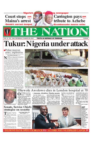 The Nation March 28 2013 By The Nation Issuu