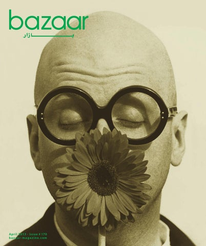 eace8b0bb3 bazaar April Issue 2013 by bazaar magazine - issuu