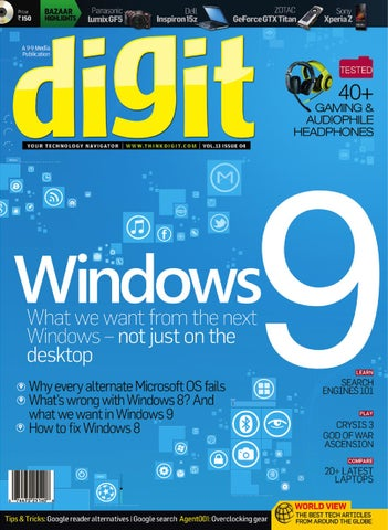 DIGIT APRIL 2013 by 9 9 Media - issuu