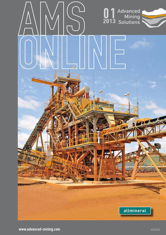 AMS-Online Ausgabe 01/2013 by AMS Online - issuu