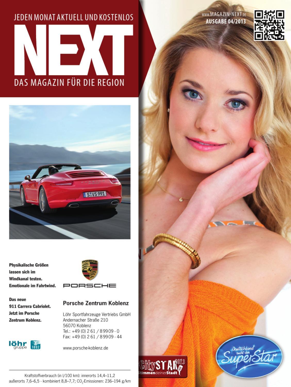 20/20 Magazin NEXT Koblenz by Werbeagentur blick fang   issuu