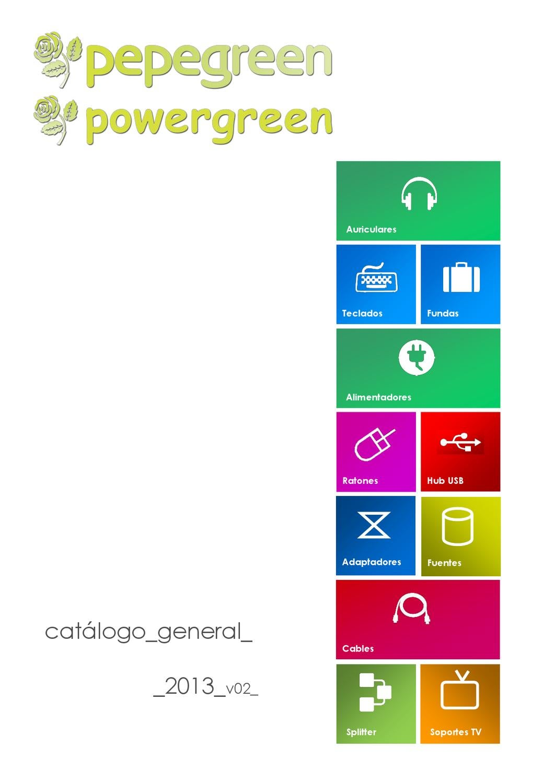 Powergreen CAB-85050-ST Cable Antena TV 75 Ohm M//M 5 Metros