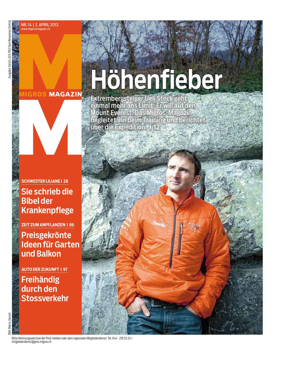 migros magazin 14 2013 d zh by migros genossenschafts bund issuu  Neue Schiesser 203darkgr Slip Herren Auf Verkauf P 841 #3