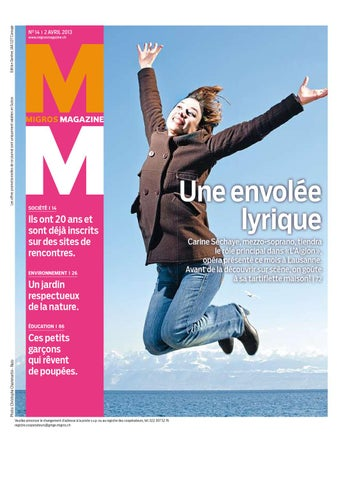 Migros Ge By F 2013 Genossenschafts Magazin 20 Bund Issuu hrdCQxBts