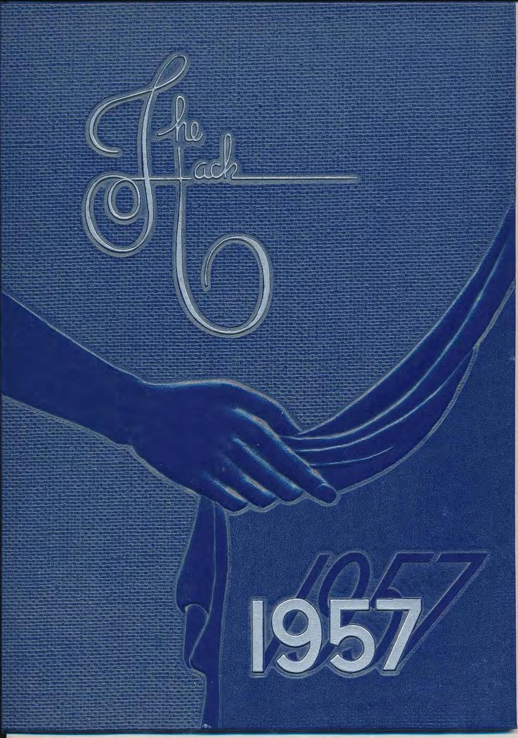 1957 Hack Yearbook by Taylor Memorial Library - issuu