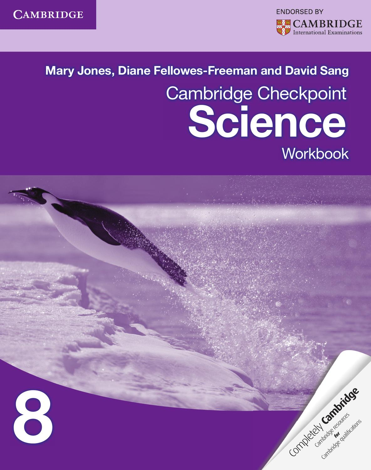 Cambridge Checkpoint Science: Workbook 8 by Cambridge University ...