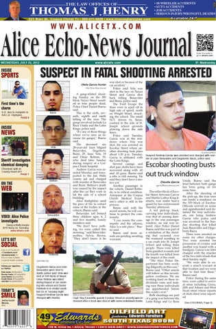 march 9, 2012 alice echo news journal by mauricio cuellar issuujuly 25, 2012 alice echo news journal