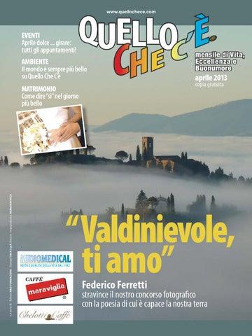 Quello che c è Aprile 2013 by quellochece.com - issuu f7977db1d40